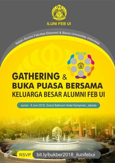 Gathering & Buka Puasa Bersama Keluarga Besar Alumni FEB UI
